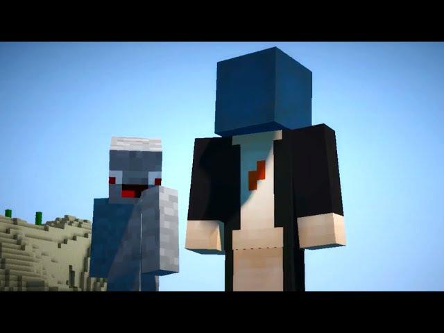 ♫ IS MIR EGAL   BIST DU REAL - KC Rebell feat. Moé   Minecraft Song Parodie   Alphastein