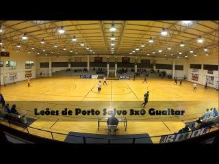 Liga Sport Zone Futsal l 9ª Jornada l Leões de Porto Salvo 5x1 Gualtar  Resumo