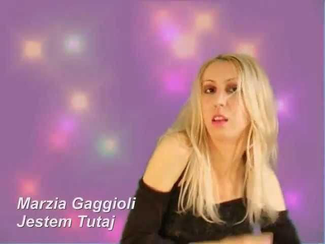 Jestem Tutaj Marzia Gaggioli