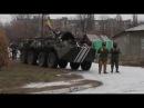 Донецк сегодня: Рухнула диспетчерская вышка. Трасса Донецк - Мариуполь блокирована!