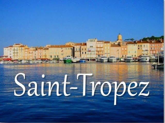 ВЛОГ ФранцияГуляем по Сен-Тропе Welcome to St.Tropez 🇫🇷