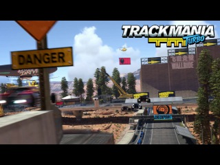 Trackmania Turbo Open Beta Trailer – Test your skills on PS4 & X1! [EUROPE]