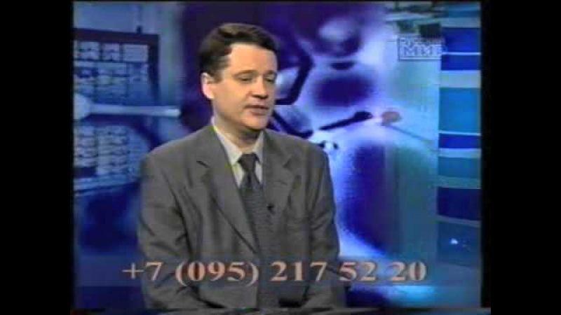 О методе Бутейко Главный врач Клиники Бутейко Москва на телеканале РУССКИЙ МИР Астма без лекарств