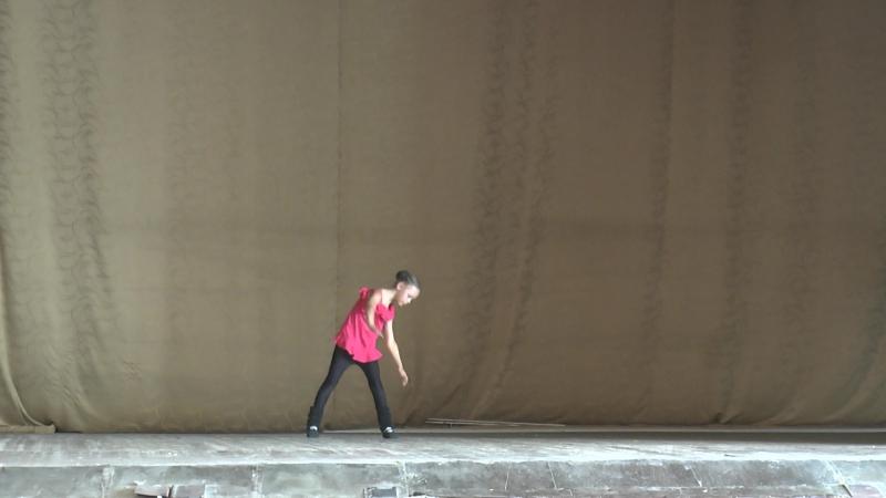 Конкурс Сам себе хореограф Танец Помоги мне
