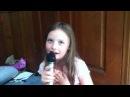 Little Girl Song Writing age 7 Rachel