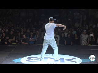 JR BOOGALOO | USA | JUDGE SOLO | SDK ASIA 2016 | HONG KONG | JAMCITYHK LIVE  |