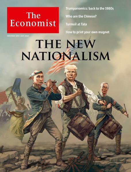 THE ECONOMIST - November 19, 2016