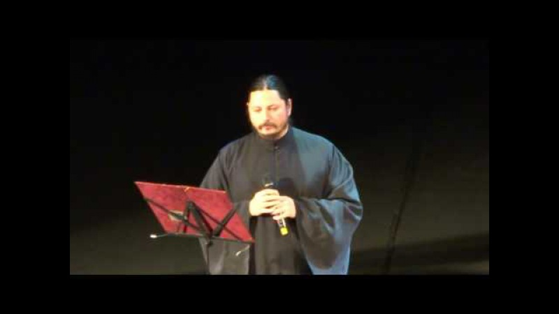 Иеромонах Фотий концерт в Калуге 13.10.2016г. часть 3