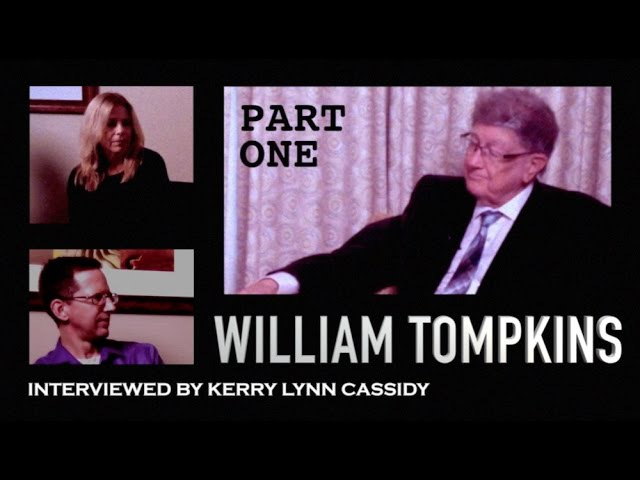 WILLIAM TOMPKINS SELECTED BY EXTRATERRESTRIALS - PART ONE