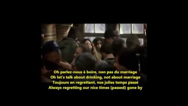 Louisiana Cajun Songs Balfa Brothers Parlez Nous A Boire Lyrics