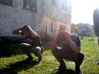 Тренировка «краповых беретов» Тест Купера