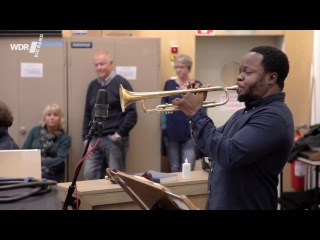 WDR BIG BAND feat. Orrin Evans & Ambrose Akinmusire - This Little Light Of Mine | Rehearsal