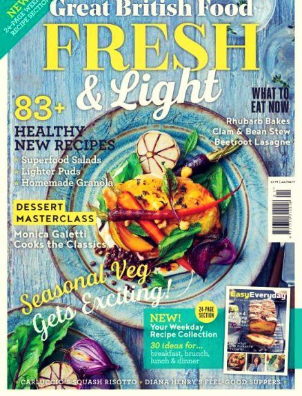 Great British Food - January-February 2017