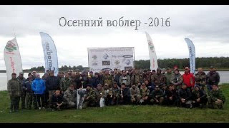 Осенний воблер 2016 р Алешня