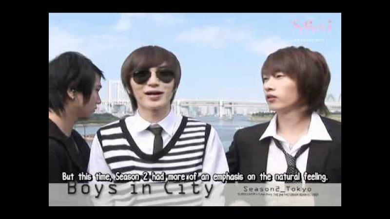 [Eng Sub] (DBSJ Productions) Super Junior Boys in City Season 2 (Ep. 7)