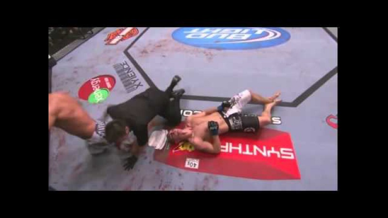 Dan Henderson vs Michael Bisping (Vine by Иллич)