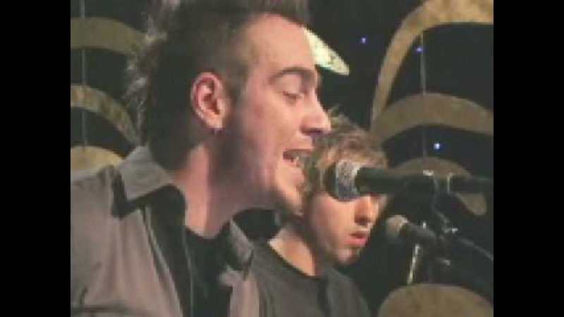 Three Days Grace - Wake Up (Unplugged) Live