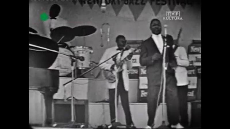 Muddy Waters GOT MY MOJO WORKIN' Newport 1960