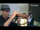 Andy Taylor Phat Boy флюгельгорн vs Andy Taylor Standard model Wichita Lineman Cover