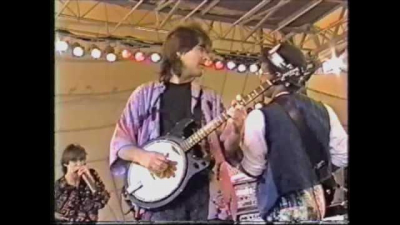 Bela Fleck The Flecktones The Sinister Minister