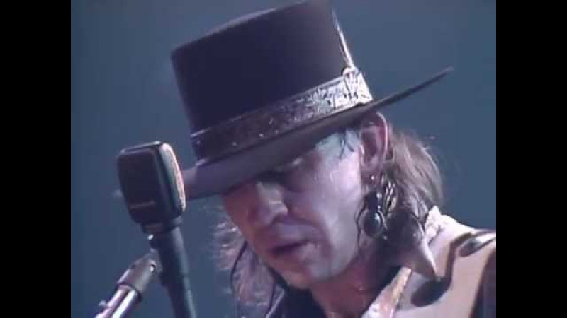 Stevie Ray Vaughan Tin Pan Alley 9 21 1985 Capitol Theatre Official