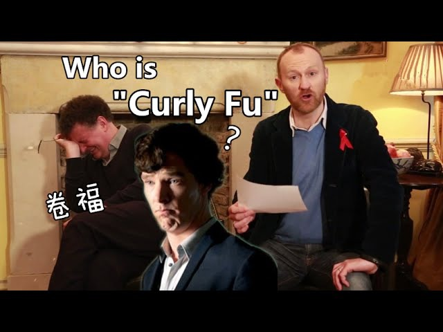 Sherlock Christmas Special gives a clue only Chinese can crack Mark Gatiss Steven Moffat Interview