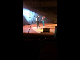Кисловодский цирк Шоу Танцы Тнт 28 февраля 2016 года