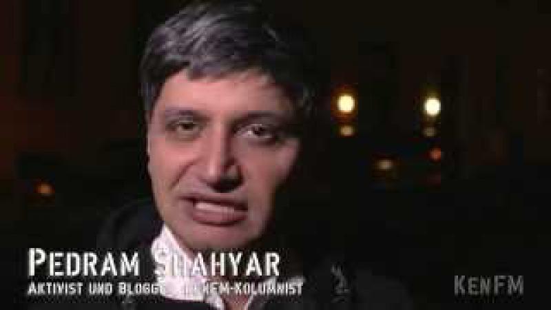 SCHLIESST RAMSTEIN Videobotschaft von Pedram Shahyar