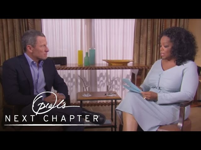 Lance Armstrongs Confession | Oprahs Next Chapter | Oprah Winfrey Network