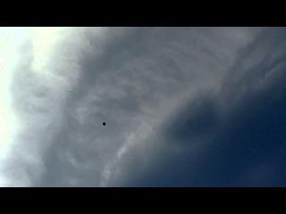 НЛО летающая тарелка посетила военную базу!  2015