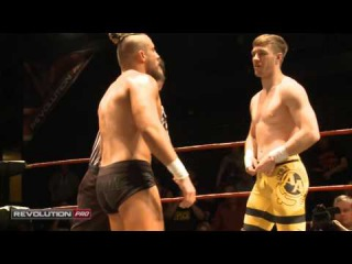 RevPro TV #18 feat: Marty Scurll vs Will Ospreay