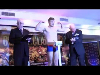 Footage Shows Moment Deadly Shooting Begins at Dublin Boxing Weigh-In footage shows moment deadly shooting begins at dublin boxi