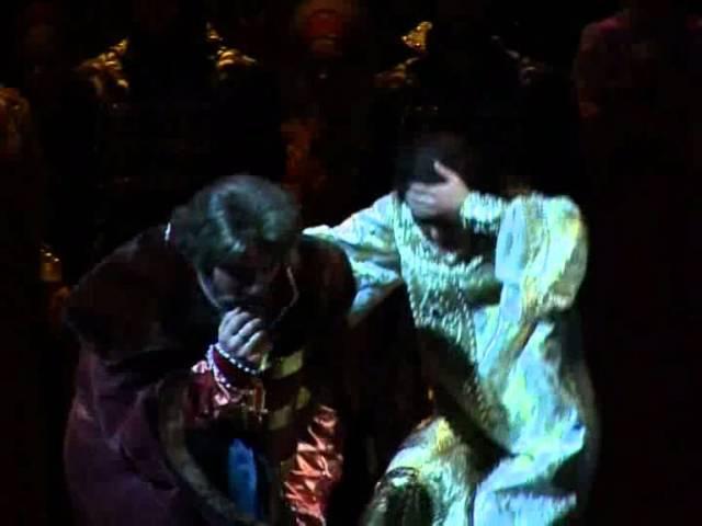 Irina Bozhenko Marfa s aria Tsar's Bride Act IV Ирина Боженко ария Марфы