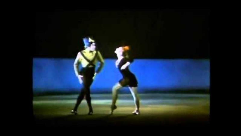 Carmen suite habanera - Maya Plisetskaya ballet