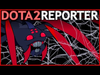 The DOTA 2 Reporter: Meet the Broodmother