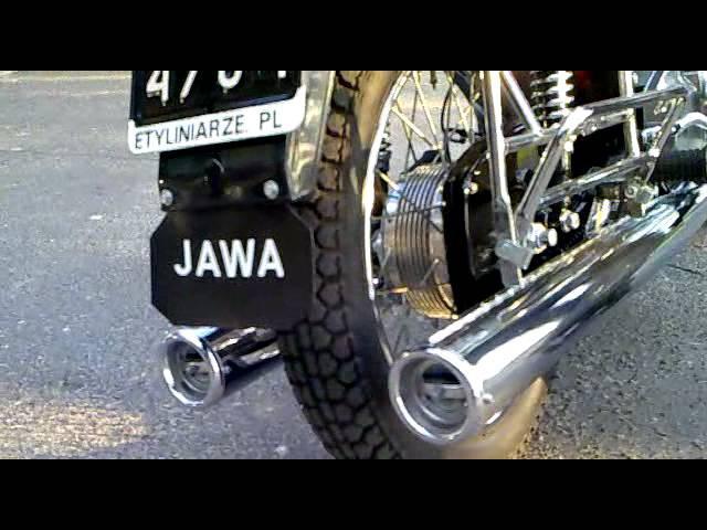 Jawa 350 TS stan kolekcjonerski sprzedam Sprzedany