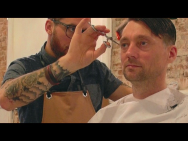The Amsterdam Haircut HairCut Harry Experiences Cut Throat Barber and Coffee Amsterdam Holland