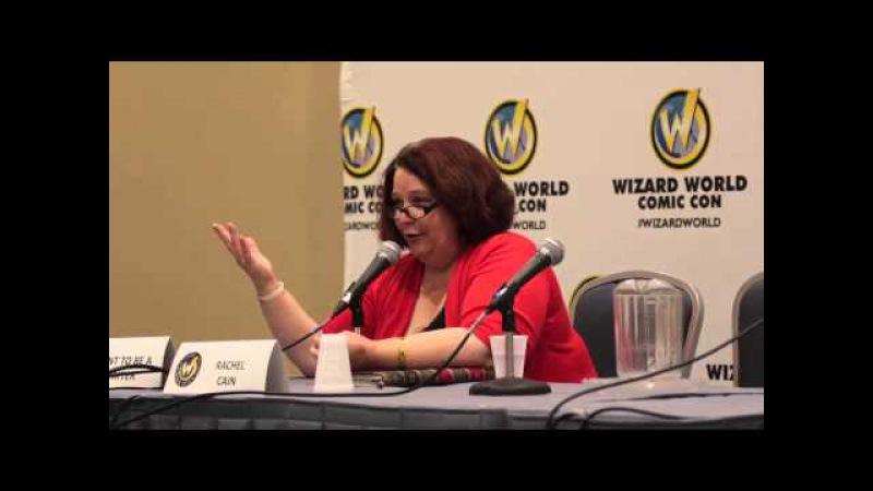 Wizard World Chicago Comic Con 2015 Rachel Caine