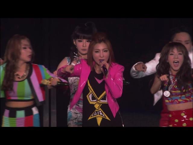 2NE1 - 'GOTTA BE YOU' 'DO YOU LOVE ME' LIVE PERFORMANCES