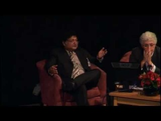 The hole in the wall: self organising systems in education - Sugata Mitra at ALT-C 2010