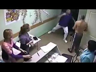 Ужасная смерть. Врач убил пациента одним ударом в челюсть. Россия, БЕЛГОРОД