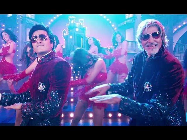 Genie Rap Video Song Aladin Amitabh Bachchan Ritesh Deshmukh