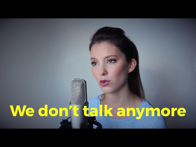 We Dont Talk Anymore - Charlie Puth ft. Selena Gomez | Romy Wave (piano cover)