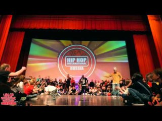 HHI Russia 2016 Hip-Hop 1x1 Final Вадим Гриц vs. Жасэ