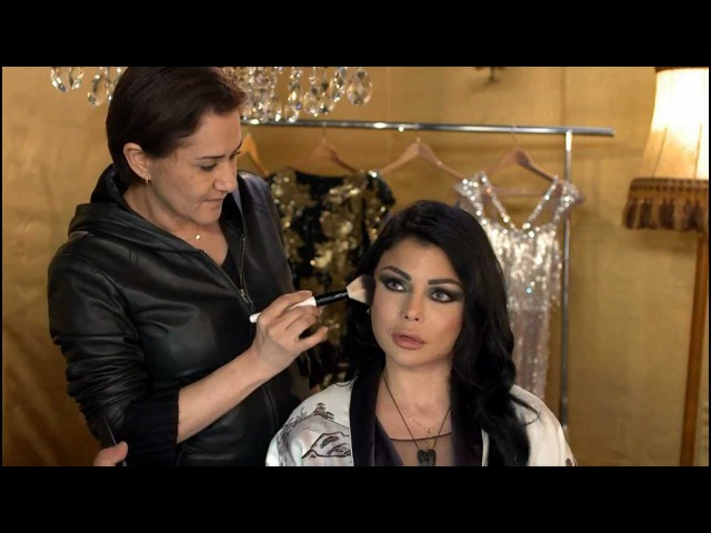 Ievents NYE 2012 2013 TVC The making of Assi El Helani Haifa Wehbe Directed by Johnny Abdo