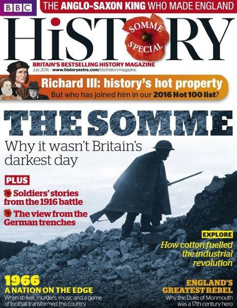BBC History magazine N
