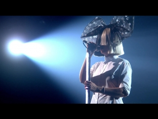 Sia alive @ live at the x factor uk 06/12/2015