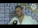 Interview Daniel Natea ROU Winner 100Kg Judo Masters Guadajara 16