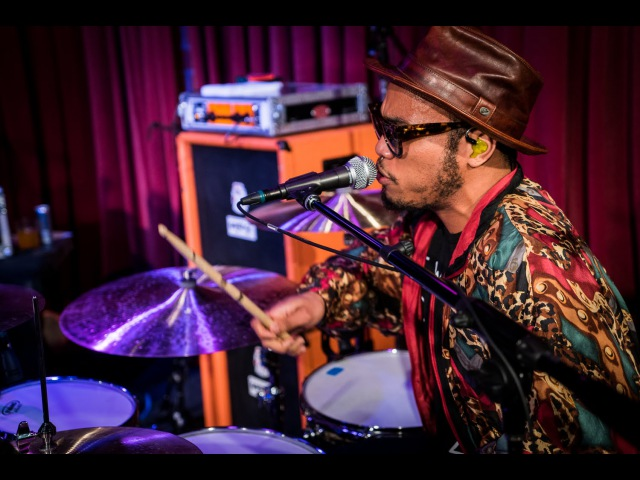 Anderson Paak the Free Nationals Live Concert GRAMMY Pro Music