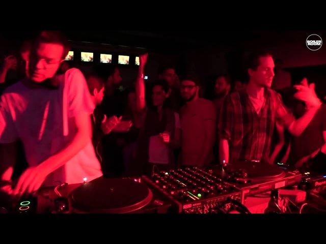 Roman Flugel Boiler Room Live at Robert Johnson DJ Set